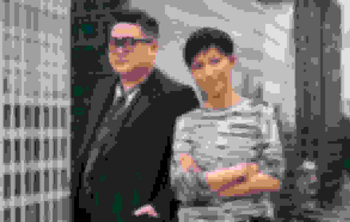 MR YK Jeong and Sandra Choi