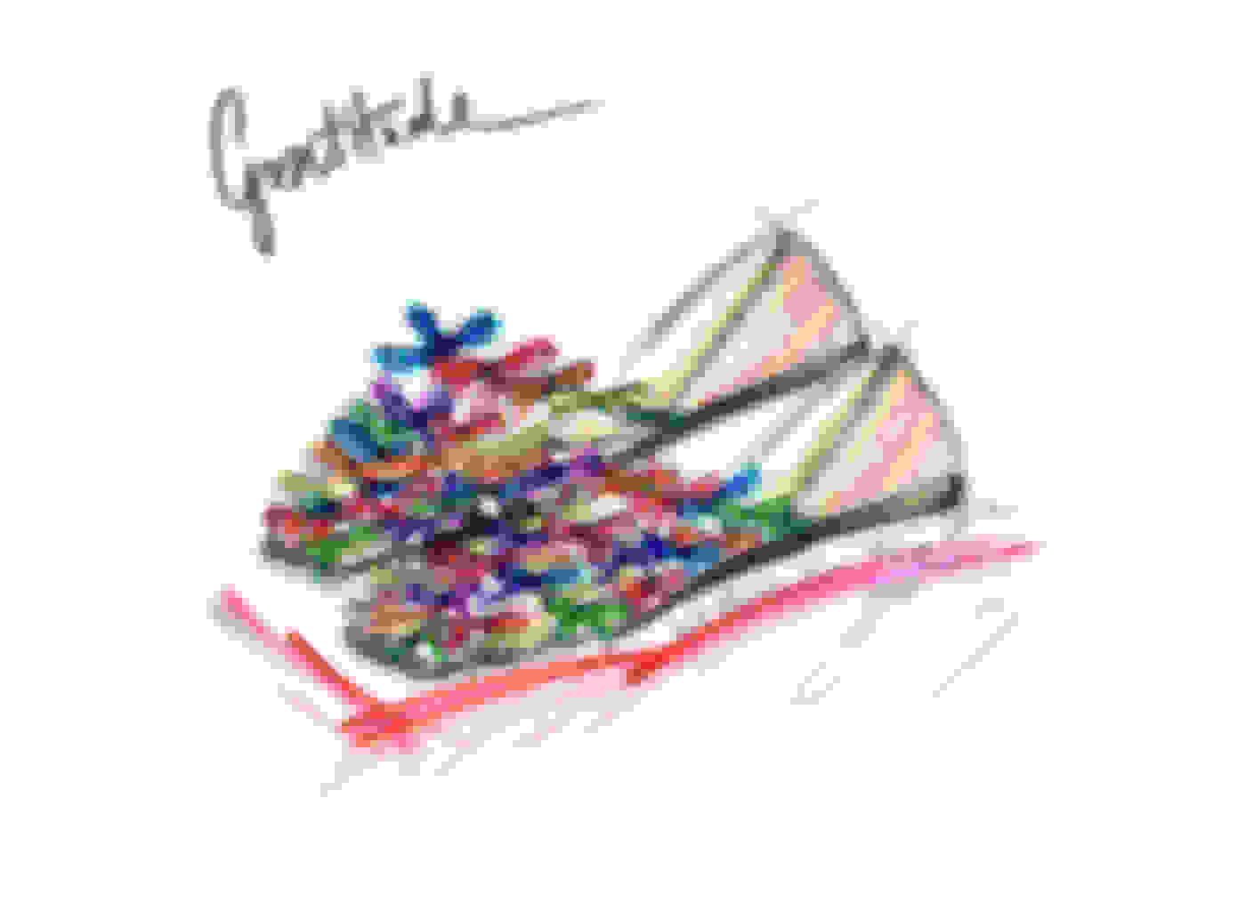 CHOOSketch Gratitude Sketch