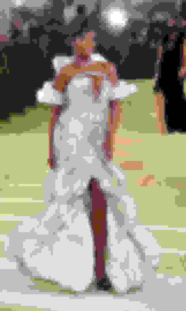 Gabrielle Union wearing PATTIE