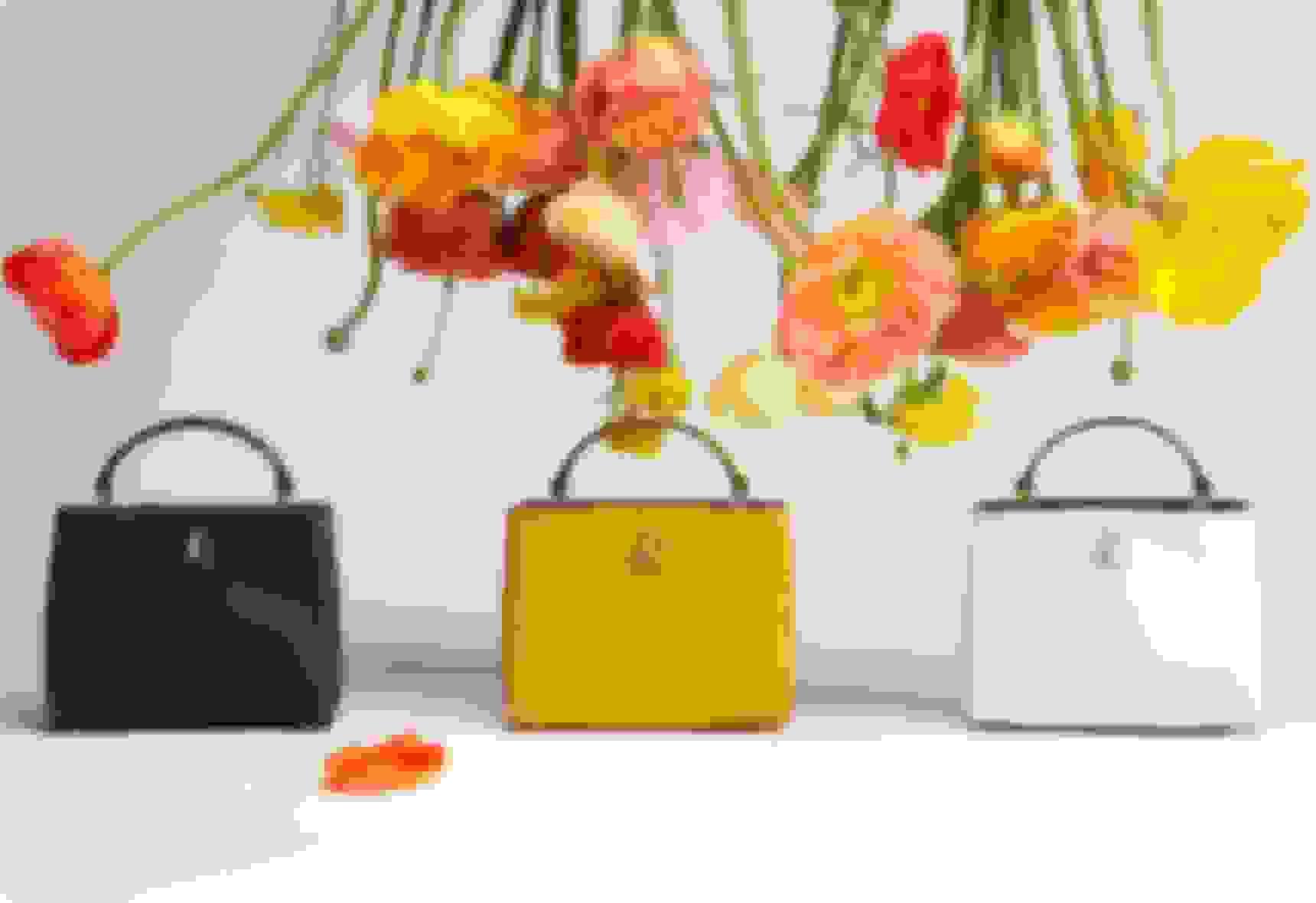 Jimmy Choo women's leather mini bags in 3 styles
