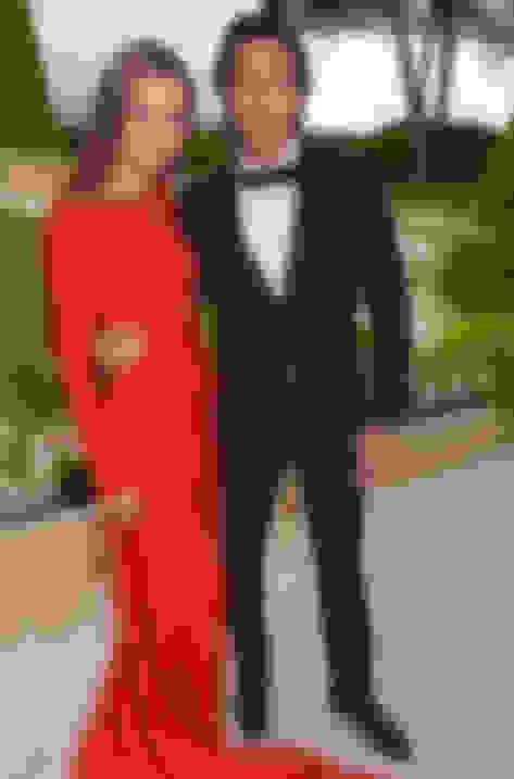 Adrien Brody wearing Sloane