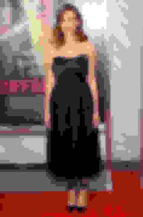 Carey Mulligan wearing Rosana