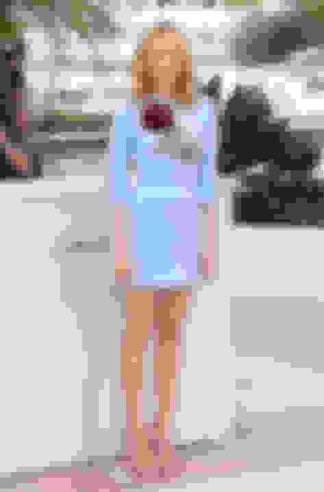 Diane Kruger wearing Minny