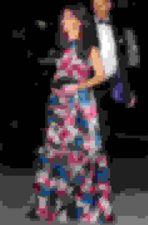 Duchess of Cambridge wearing Cosmic