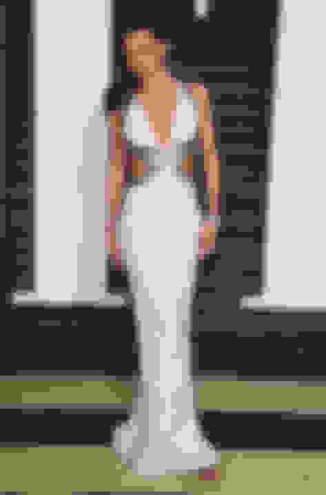 Miranda Kerr wearing Tamsyn