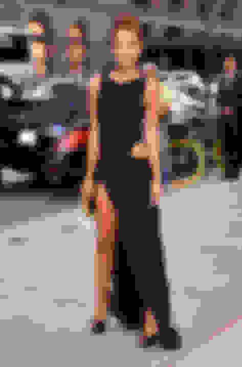Emily Ratajkowski wearing JOSIE