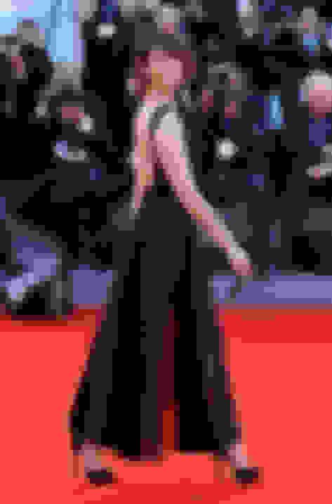 Gemma Arterton wearing MARIAH
