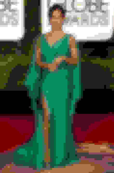 Jada Pinkett Smith wearing Pearl