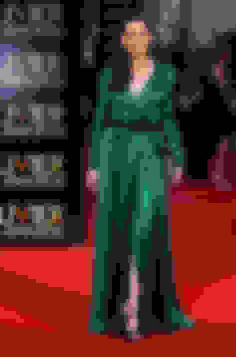 Lara Pulver wearing Liddie