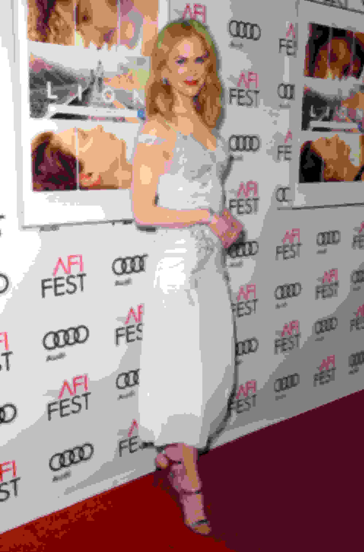 Nicole Kidman wearing TRUCE