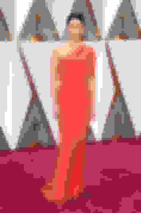 Olivia Munn wearing Pearl
