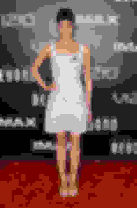 Sofia Boutella wearing LUCY