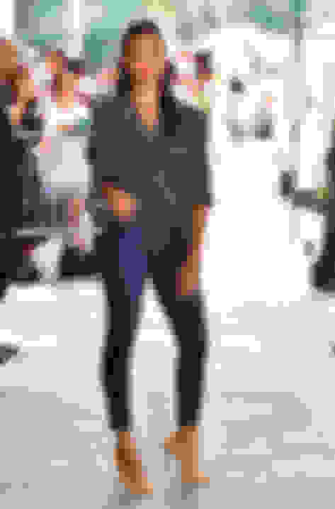 Zoe Saldana Wearing LUCY