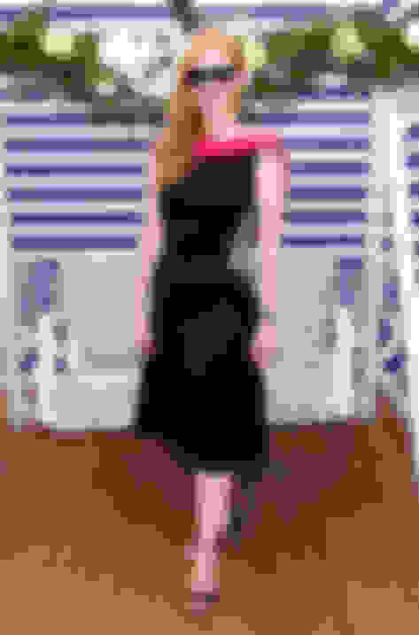 Jessica Chastain wearing HOURY