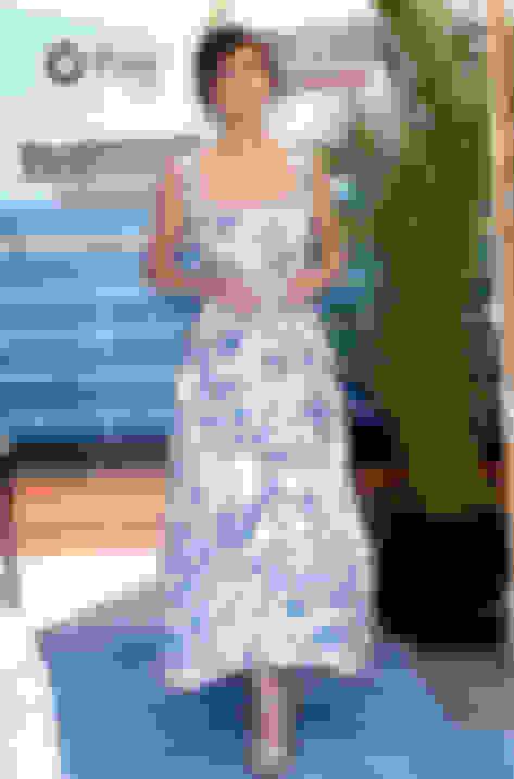 Selena Gomez carrying CLOUD