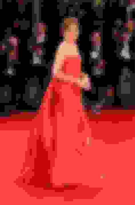 Dakota Johnson wearing ROMY