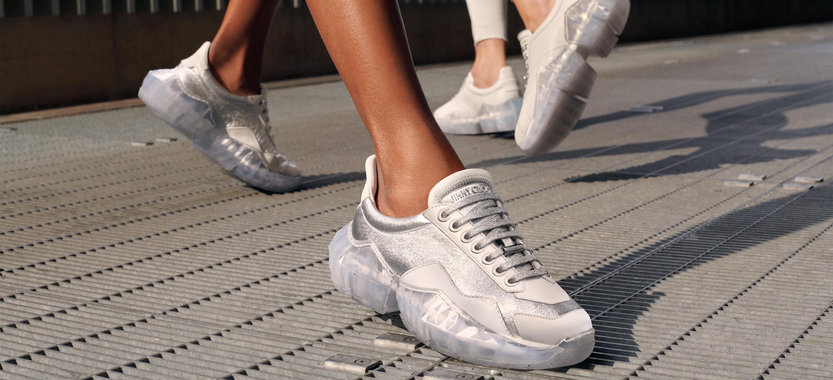 Introducing The DIAMOND Sneaker