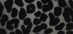 DEVORÉ LEOPARD FABRIC