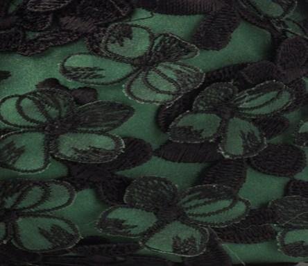 Floral 3D Lace