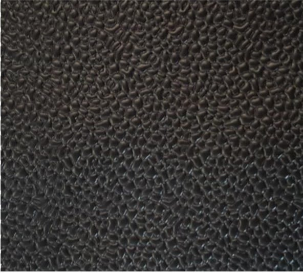 PEBBLED BRUSH OFF LEATHER